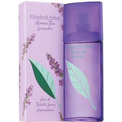 Elizabeth Arden Perfume Feminino Green Tea Lavender EDT 100ml - Feminino