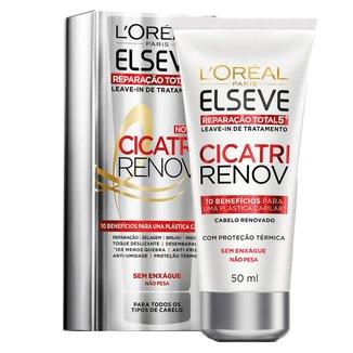 Elseve Cicatri Renov - Leave-In 50ml