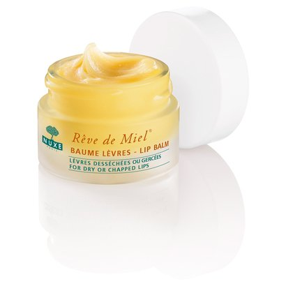 Esfoliante Labial Nuxe Rêve Miel Ultra-Nourishing Lip Balm 15G-Feminino