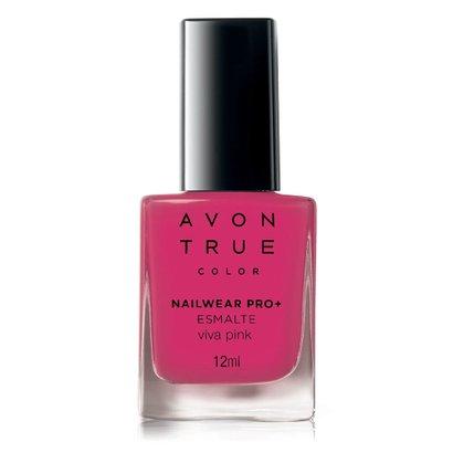 Esmalte 5 em 1 Pro + True Color 12ml - Viva Pink