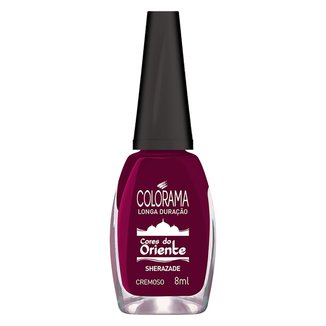 Esmalte Cremoso Colorama Cores do Oriente - Sherazade 8ml