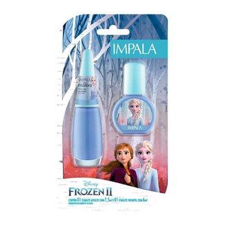 Esmalte Impala Disney Frozen 2 Kit Viva sua verdade Kit Feminino