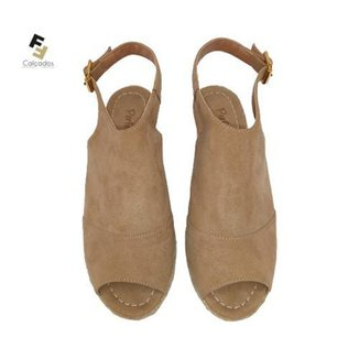 ESPADRILLE ANKLE BOOT SUEDE