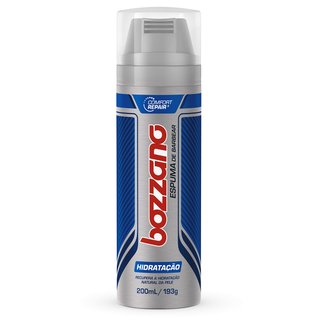 Espuma de Barbear Bozzano Hidratante 193g
