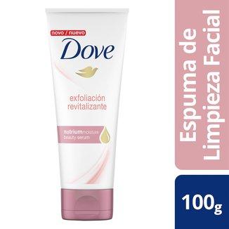 Espuma de Limpeza Facial Dove Esfoliação Revitalizante 100g