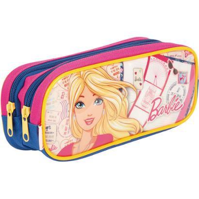 Estojo 2 Compartimentos Barbie 19M