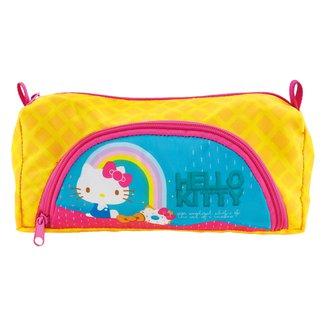 Estojo Simples Infantil Xeryus Hello Kitty Feminino