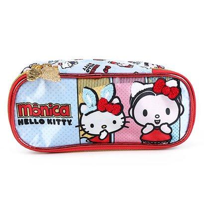 Estojo Xeryus Simples Hello Kitty