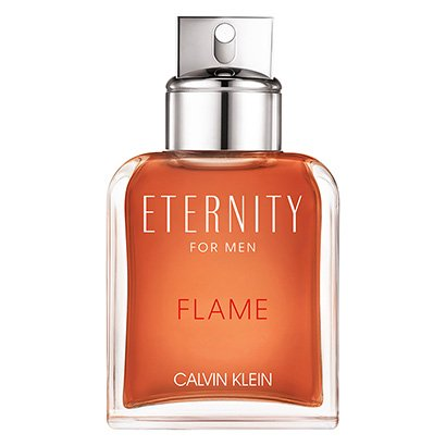 Perfume Eternity Flame - Calvin Klein - Eau de Toilette Calvin Klein Masculino Eau de Toilette