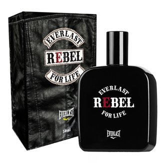 Everlast Perfume Masculino Rebel EDC 50ml