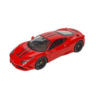 Ferrari 458 Speciale 1/18 Vermelho