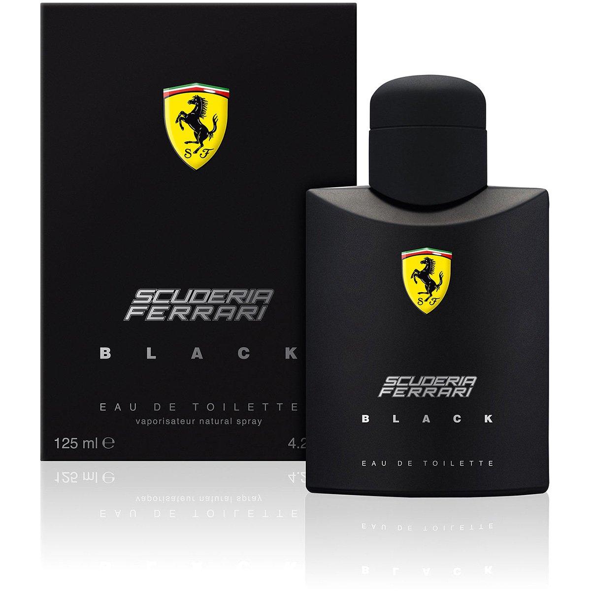 Ferrari Perfume Masculino Black EDT 125ml - Incolor - Compre Agora ... 605d92997e2