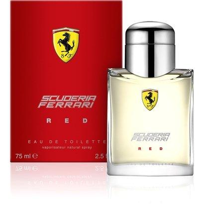 Perfume Red - Ferrari - Eau de Toilette Ferrari Masculino Eau de Toilette