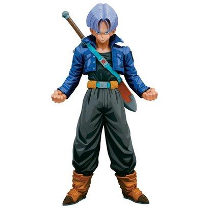 Figura Colecionável - 26 Cm - Dragon Ball Z - Trunks do Futuro - Bandai