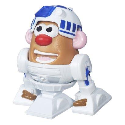 Figura Mashups Playskool - Mr. Potato Head - Star Wars - R2D2 - Hasbro