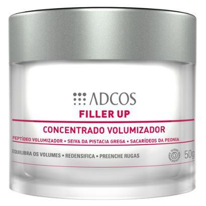 Filler Up Concentrado Volumizador Adcos - Creme Anti-Idade 50g