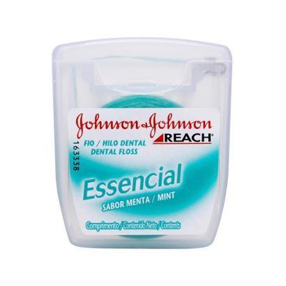 Fio Dental Johnson Johnson Reach