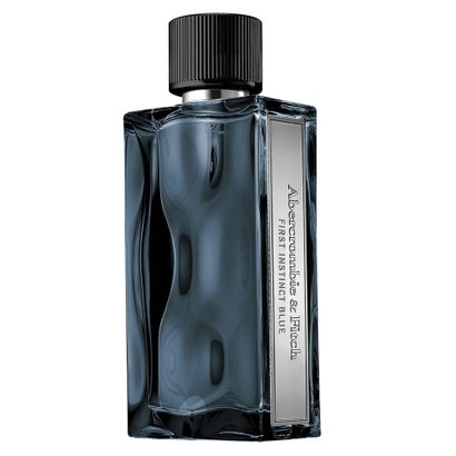 First Instinct Blue Abercrombie & Fitch - Perfume Masculino Eau de Toilette 30ml