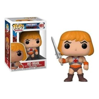 FUNKO POP! TELEVISION: MASTERD OF THE UNIVERSAL - HE MAN