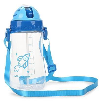 Garrafa Infantil Jacki Design Foguete - Masculino