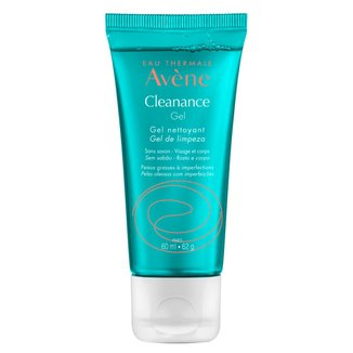 Gel de Limpeza Facial Avène - Cleanance 60ml