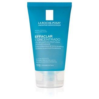 Gel de Limpeza Facial La Roche-Posay Effaclar Concentrado - 150g