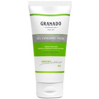 Gel Esfoliante de Barbear Granado 80ml