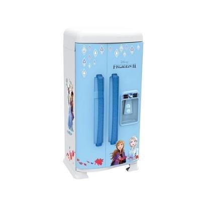 Geladeira de Brinquedo Frozen 2 - 16 Peças