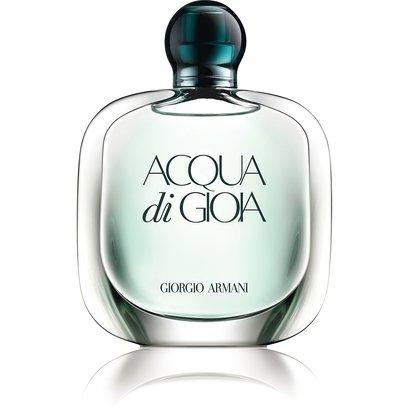 Giorgio Armani Perfume Feminino Acqua Di Gioia EDP 100ml - Feminino-Incolor