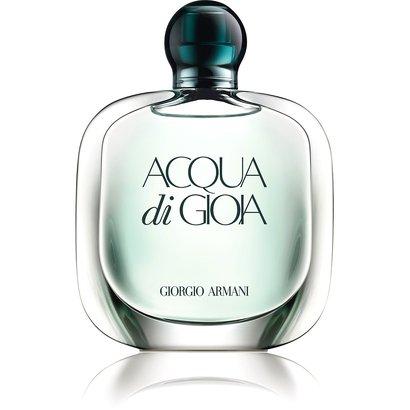 Giorgio Armani Perfume Feminino Acqua Di Gioia EDP 30ml - Feminino-Incolor