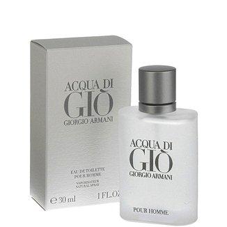 Giorgio Armani Perfume Masculino Acqua Di Giò EDT 30ml