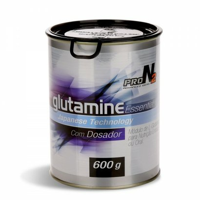 Glutamina Essential Powder - 600g - Pronutrition ProN2