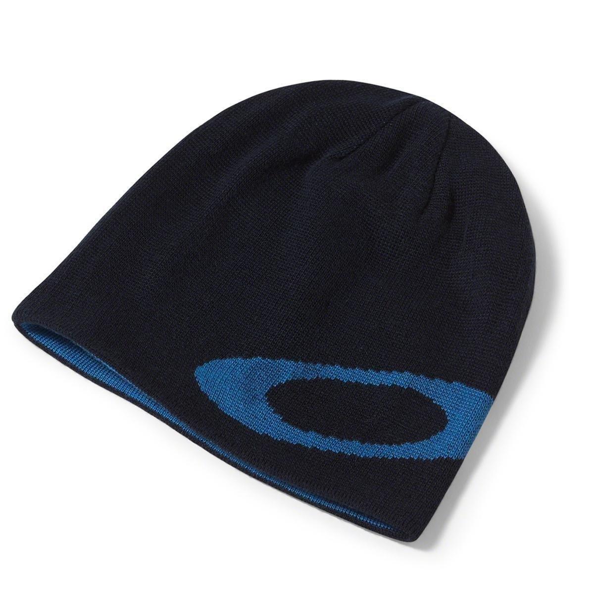 5f4b173361b22 Gorro Oakley Mainline Masculino - Azul - Compre Agora