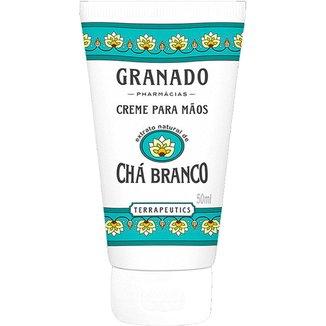Granado Creme para Mãos Chá Branco 50ml