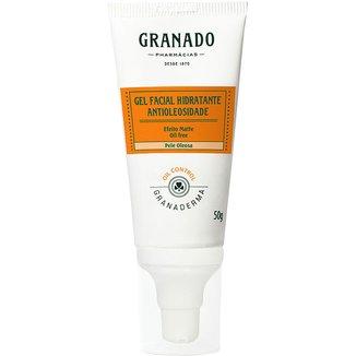Granado Gel Facial Hidratante Antioleosidade 50g