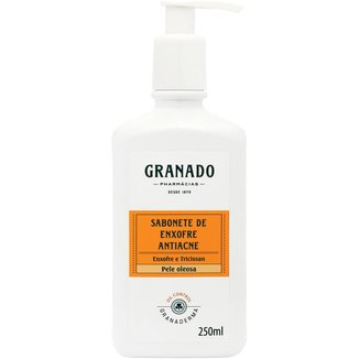 Granado Sabonete de Enxofre Antiacne 250ml