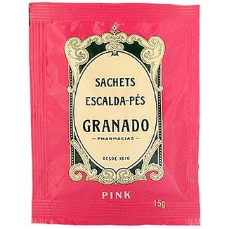 Granado Sachets Escalda Pés Pink 5 x 15g cada