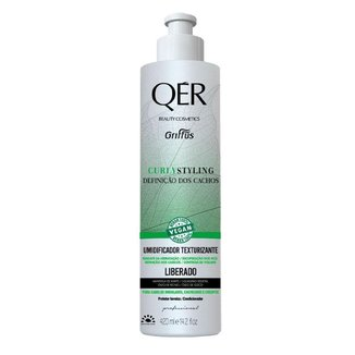 Griffus QÉR Beauty Cosmetics Curly Styling Umidificador Texturizante 420ml