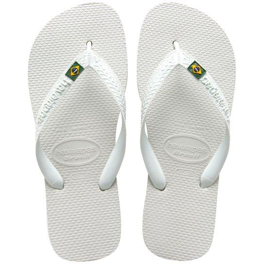Havaianas Brasil - Branco