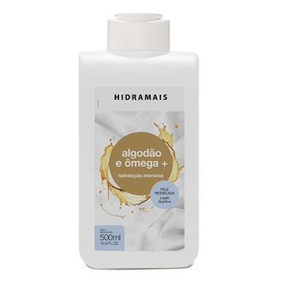 Hidratante Corporal Hidramais Algodão e Omega 500ml
