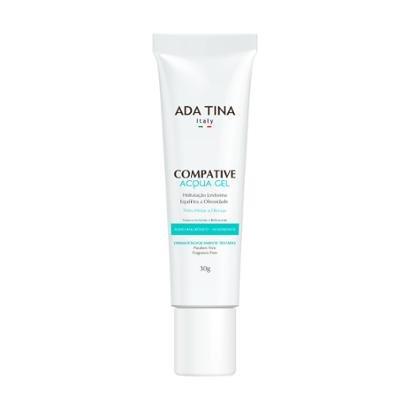 Hidratante Facial Adatina - Compative Acqua Gel 30g