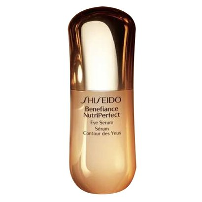 Hidratante para o Contorno dos Olhos Shiseido Benefiance NutriPerfect Eye Serum 15ml