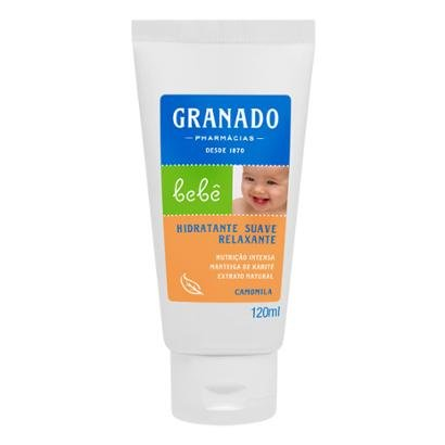 Hidratante Suave Relaxante Granado - Bebê Camomila 120ml