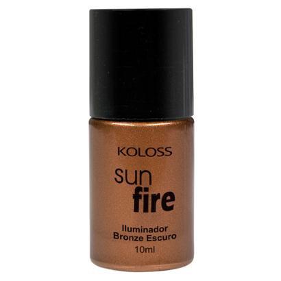 Iluminador Cremoso - Koloss Sun Fire