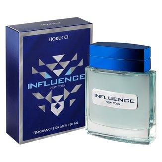 Influence New York Fiorucci - Perfume Masculino - Eau de Cologne - 100ml