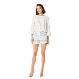 Iodice Shorts Iódice Boyfriend Barra Desfiada Jeans