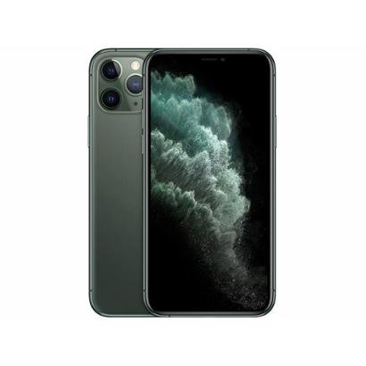 iPhone 11 Pro Max Apple 512GB Verde Meia-noite 4G