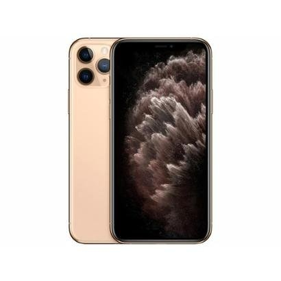 iPhone 11 Pro Max Apple 64GB Dourado 4G Tela 6,5""