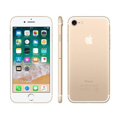 "iPhone 7 Apple 32GB Dourado 4G Tela 4.7"" Retina"