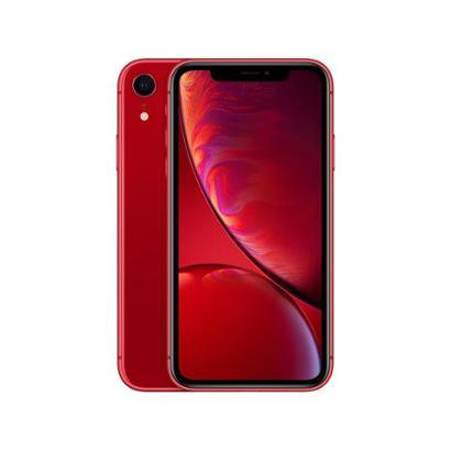 iPhone XR Apple 64GB Preto 6,1 12MP iOS Unissex-Vermelho